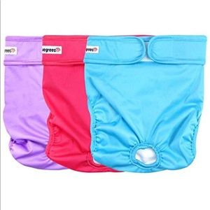 Brand new female dog diapers